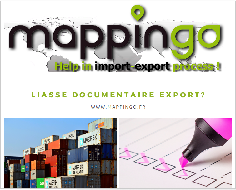 Comment harmoniser la gestion des liasses documentaires export?